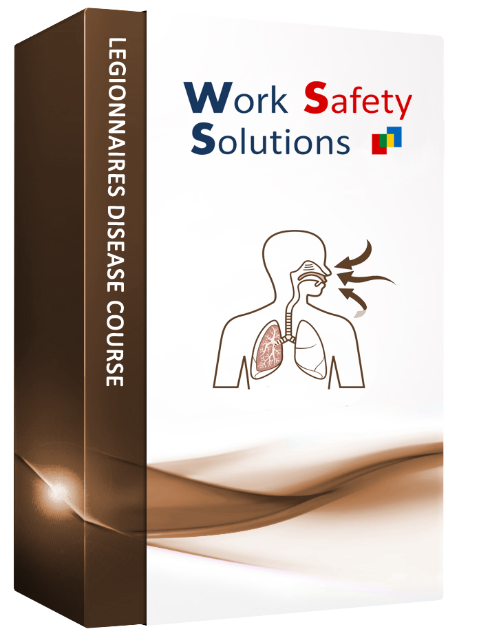 Work safety solutions Legionnaires Disease Box