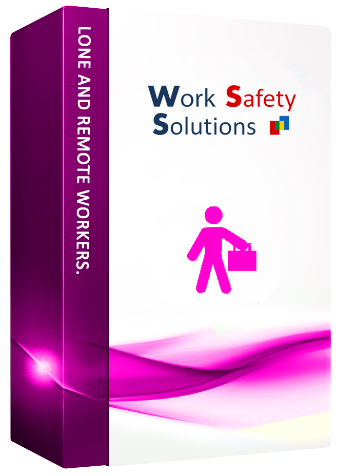 Work safety solutions lone and remote worker BOX