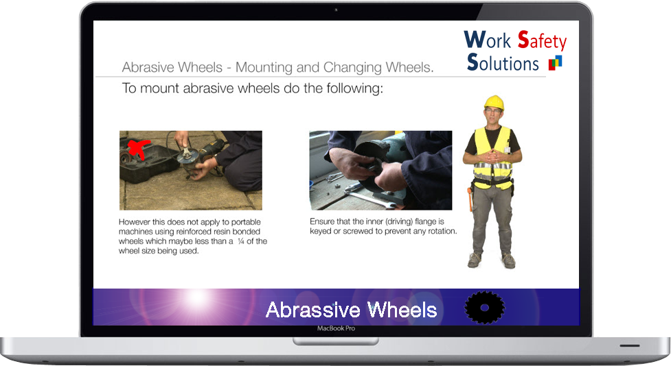 work safety solutions Abbrasive Wheels Screenshot