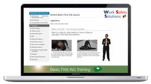 work safety solutions Basic First Aid