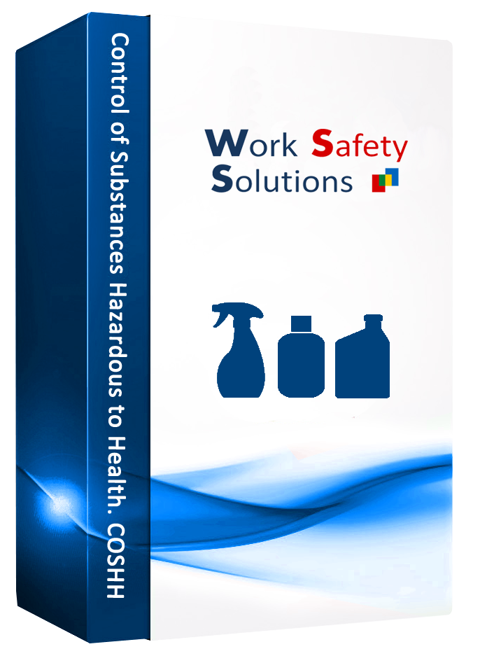 work safety solutions COSHH Box