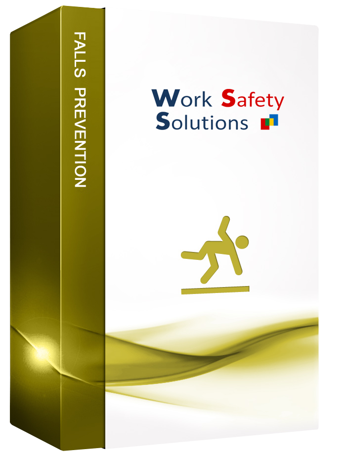 work safety solutions Falls box