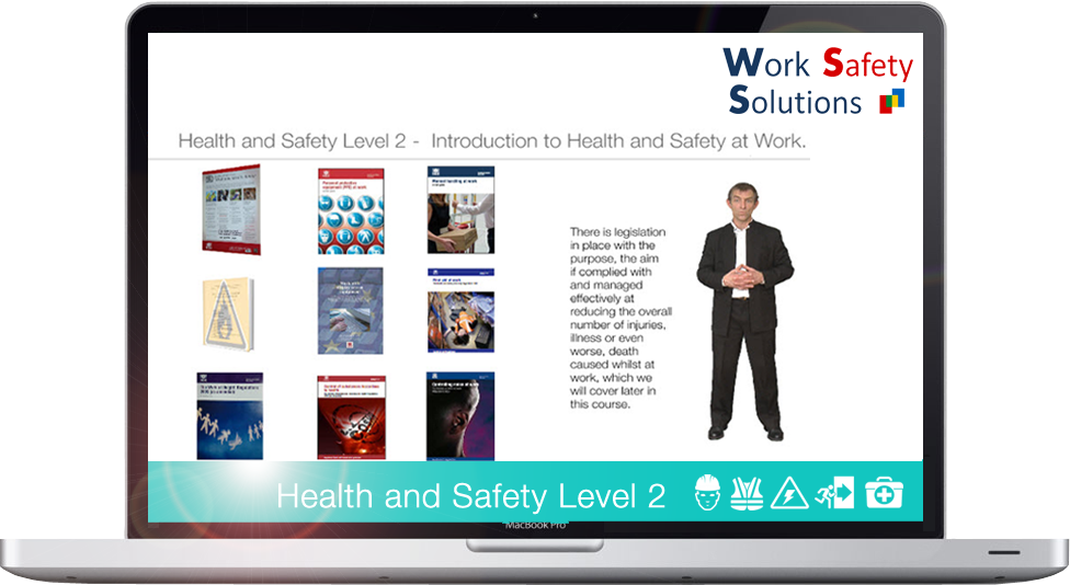work safety solutions HEALTH AND SAFETY Screenshot