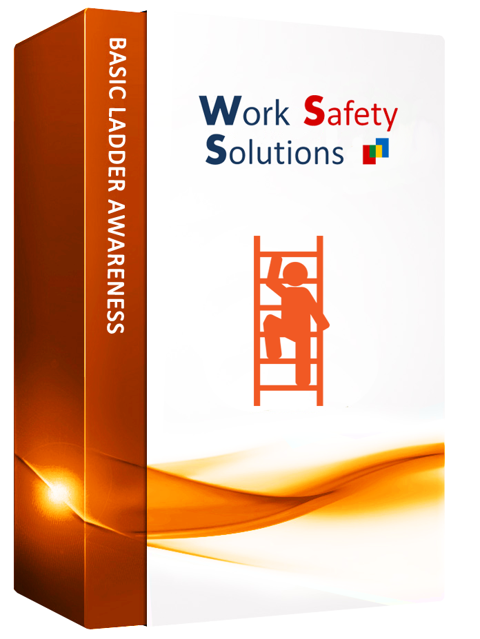 work safety solutions LADDER awareness box