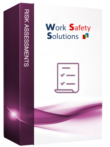 work safety solutions RISK ASSESMENT Box