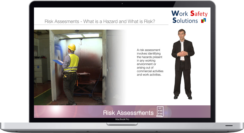 work safety solutions assesment Screen Shot New
