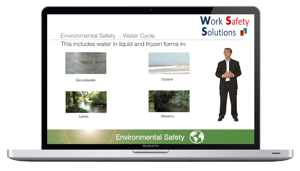 work safety solutions environmental safety Screenshot