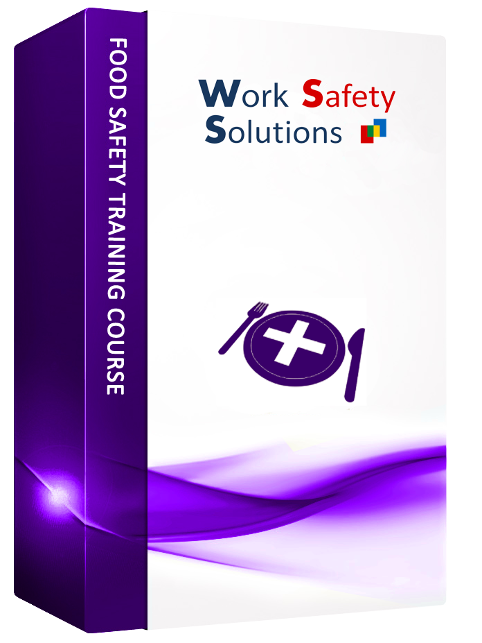work safety solutions food safety box