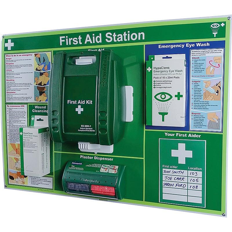 First Aid Board